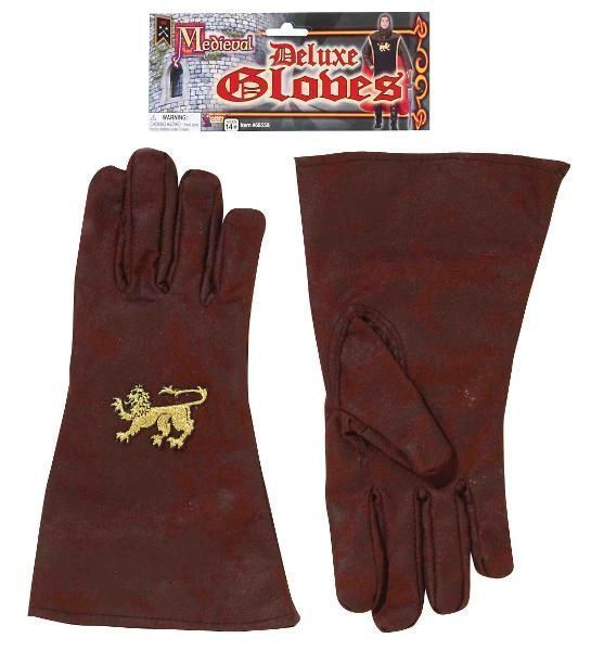 Deluxe Leather Suede Gloves: Wholesaler, Party Products & Giftware