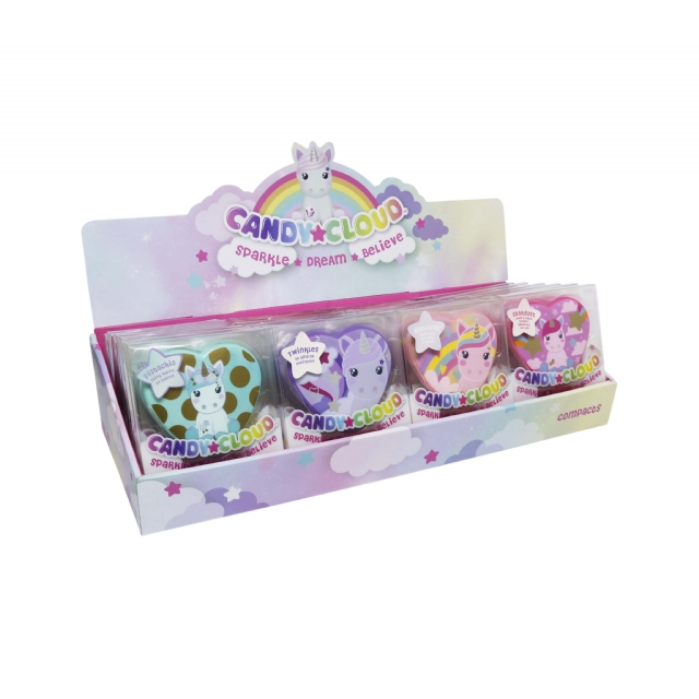 Licorne 10cm Candy Cloud Gigglepot